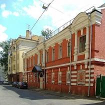 1-3 здание Музея русского лубка_ Малый Головин переулок, 10